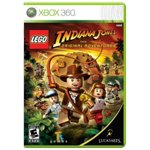 Jogo LEGO Indiana Jones: The Original Adventures - Xbox 360