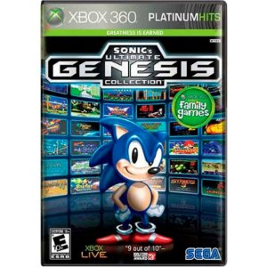 Jogo Sonic's Ultimate: Genesis Collection - Xbox 360