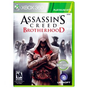 Jogo Assassin's Creed: Brotherhood - Xbox 360