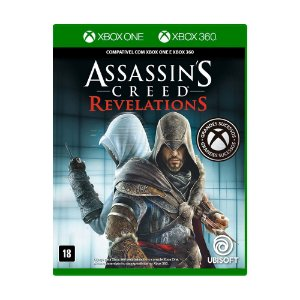Jogo Assassin's Creed: Revelations - Xbox 360 e Xbox One