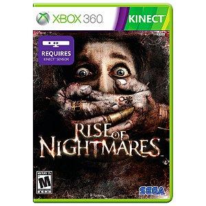 Jogo Rise of Nightmares - Xbox 360