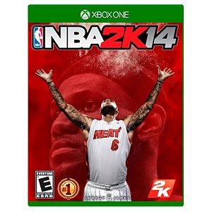 Jogo NBA 2K14 - Xbox One