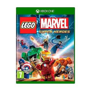 Jogo LEGO Marvel Super Heroes - Xbox One