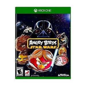 Jogo Angry Birds: Star Wars - Xbox One