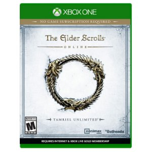 Jogo The Elder Scrolls Online (Tamriel Unlimited) - Xbox One