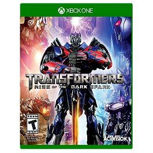 Jogo Transformers: Rise of the Dark Spark - Xbox One