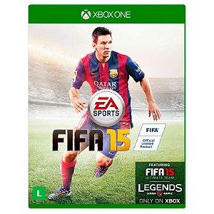 Jogo Fifa 2015 (FIFA 15) - Xbox One