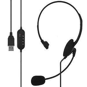 Headset com fio - PS3