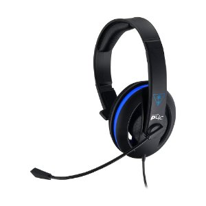 Headset Turtle Beach Ear Force P4C com fio - Multiplataforma