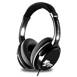 Headset Turtle Beach Ear Force M5 com fio - PC, Mac e Mobile