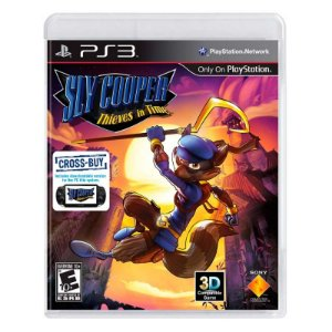 Jogo Sly Cooper: Thieves in Time - PS3