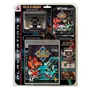 Jogo The Eye of Judgment: Biolith Rebellion Bundle - PS3