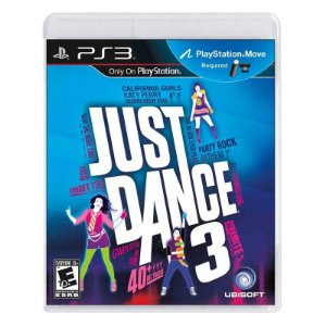 Jogo Just Dance 3 - PS3
