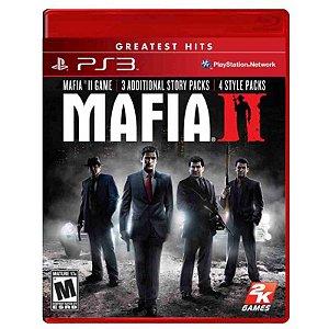 Jogo Mafia II - PS3
