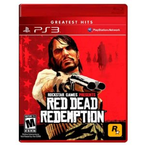 Jogo Red Dead Redemption - PS3