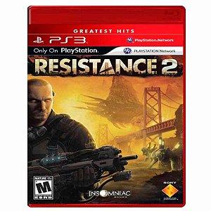 Jogo Resistance 2 - PS3