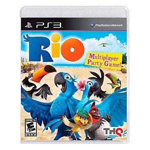 Jogo Rio - PS3