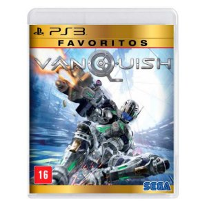 Jogo Vanquish - PS3