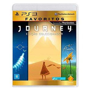 Jogo Journey: Edição Colecionador - PS3