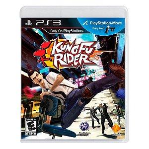 Jogo Kung Fu Rider - PS3