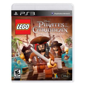 Jogo LEGO Pirates of the Caribbean: The Video Game - PS3