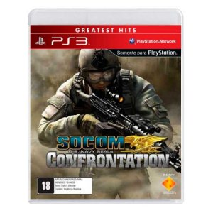 Jogo SOCOM: U.S. Navy SEALs Confrontation - PS3