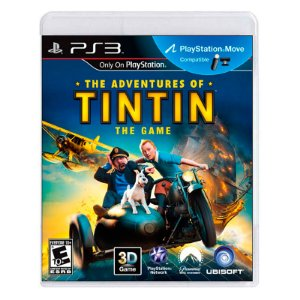 Jogo The Adventures of Tintin: The Game - PS3
