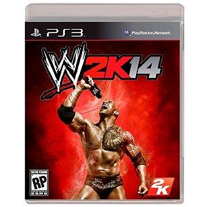 Jogo WWE 2K14 - PS3