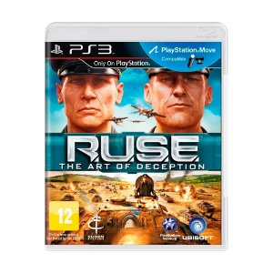 Jogo R.U.S.E: The Art of Deception - PS3