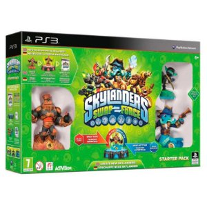 Kit Skylanders Swap Force: Kit Inicial - PS3