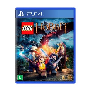 Jogo LEGO The Hobbit - PS4