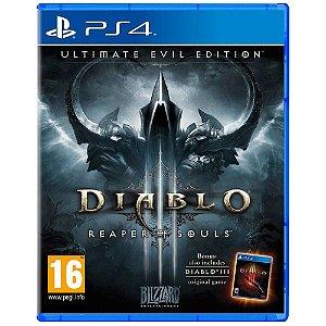 Jogo Diablo III: Reaper of Souls (Ultimate Evil Edition) - PS4 [Europeu]