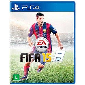 Jogo Fifa 2015 (FIFA 15) - PS4