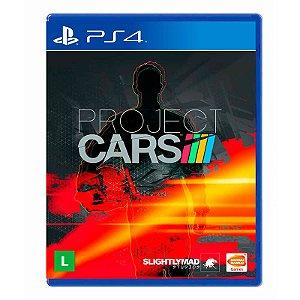 Jogo Project CARS - PS4