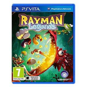 Jogo Rayman Legends - PS Vita
