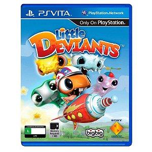 Jogo Little Deviants - PS Vita