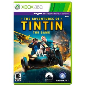 Jogo The Adventures of Tintin: The Game - Xbox 360