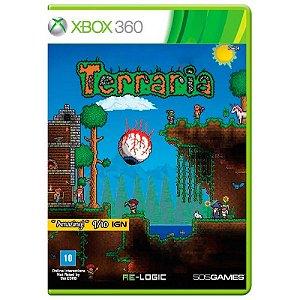 Jogo Terraria - Xbox 360