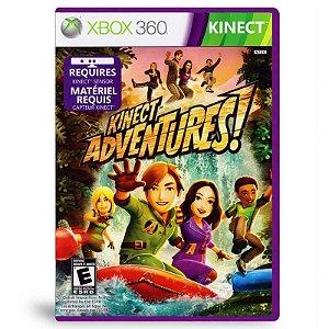Jogo Kinect Adventures (Capa Dura) - Xbox 360
