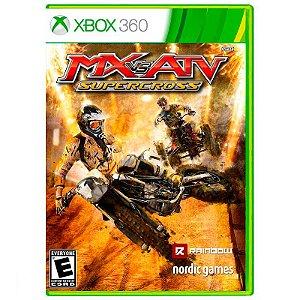 Jogo MX vs. ATV SuperCross - Xbox 360
