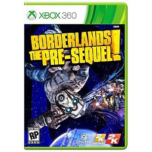 Jogo Borderlands: The Pre-Sequel - Xbox 360