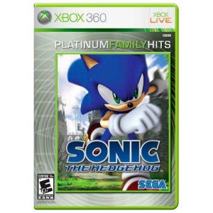 Jogo Sonic the Hedgehog - Xbox 360