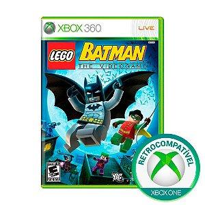 Jogo LEGO Batman: The Videogame - Xbox 360