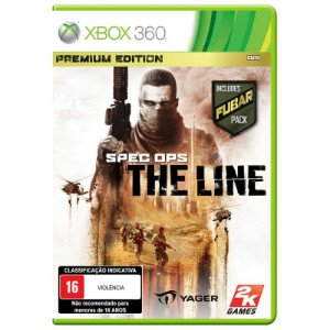 Jogo Spec Ops: The Line (Premium Edition) - Xbox 360