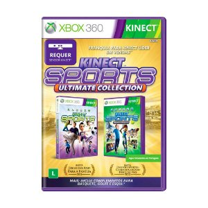 Jogo Kinect Sports: Ultimate Collection - Xbox 360