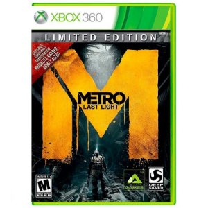 Jogo Metro: Last Light (Limited Edition) - Xbox 360