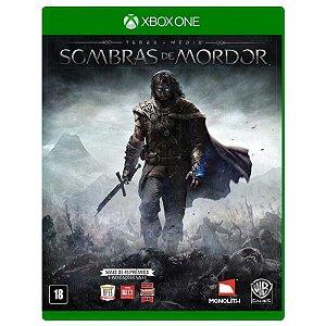 Jogo Terra Média: Sombras de Mordor - Xbox One