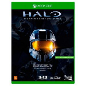 Jogo Halo: The Master Chief Collection - Xbox One