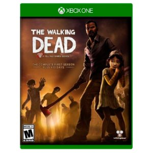 Jogo The Walking Dead: The Complete First Season - Xbox One