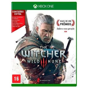 Jogo The Witcher 3: Wild Hunt (Conteúdo Extra) - Xbox One